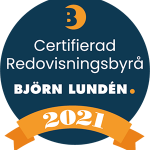 Certifierad Björn Lunden revisor